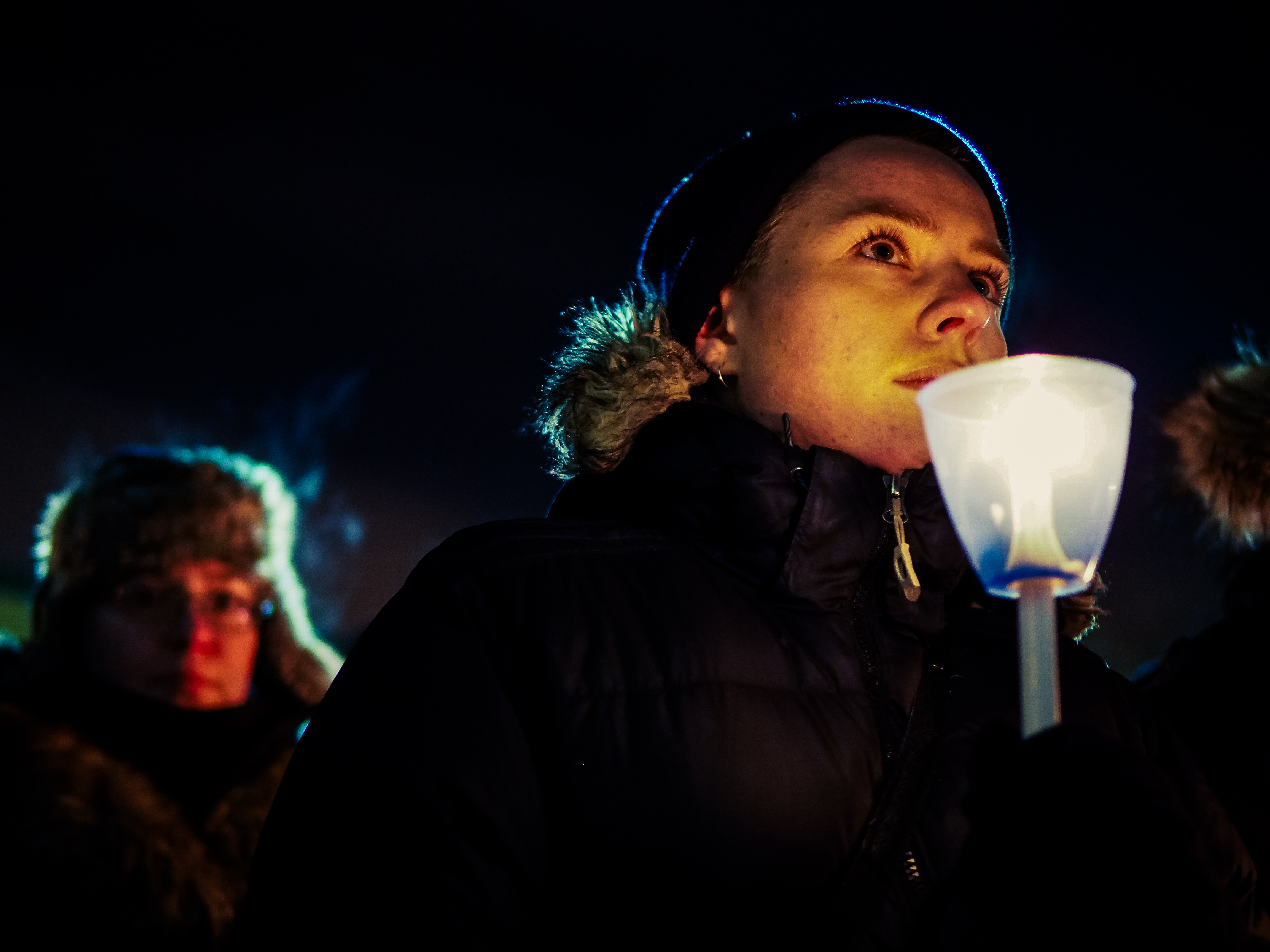 Vigil for the Victims of the Quebec City Mosque Attack