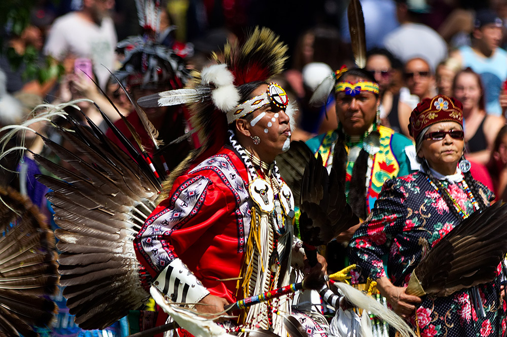 Echoes of a Proud Nation Pow-Wow