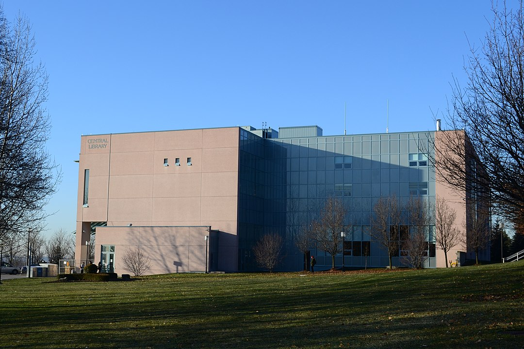 Richmond Hill Central Library