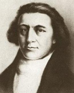 Portrait du capitaine marchand Robert Gray
