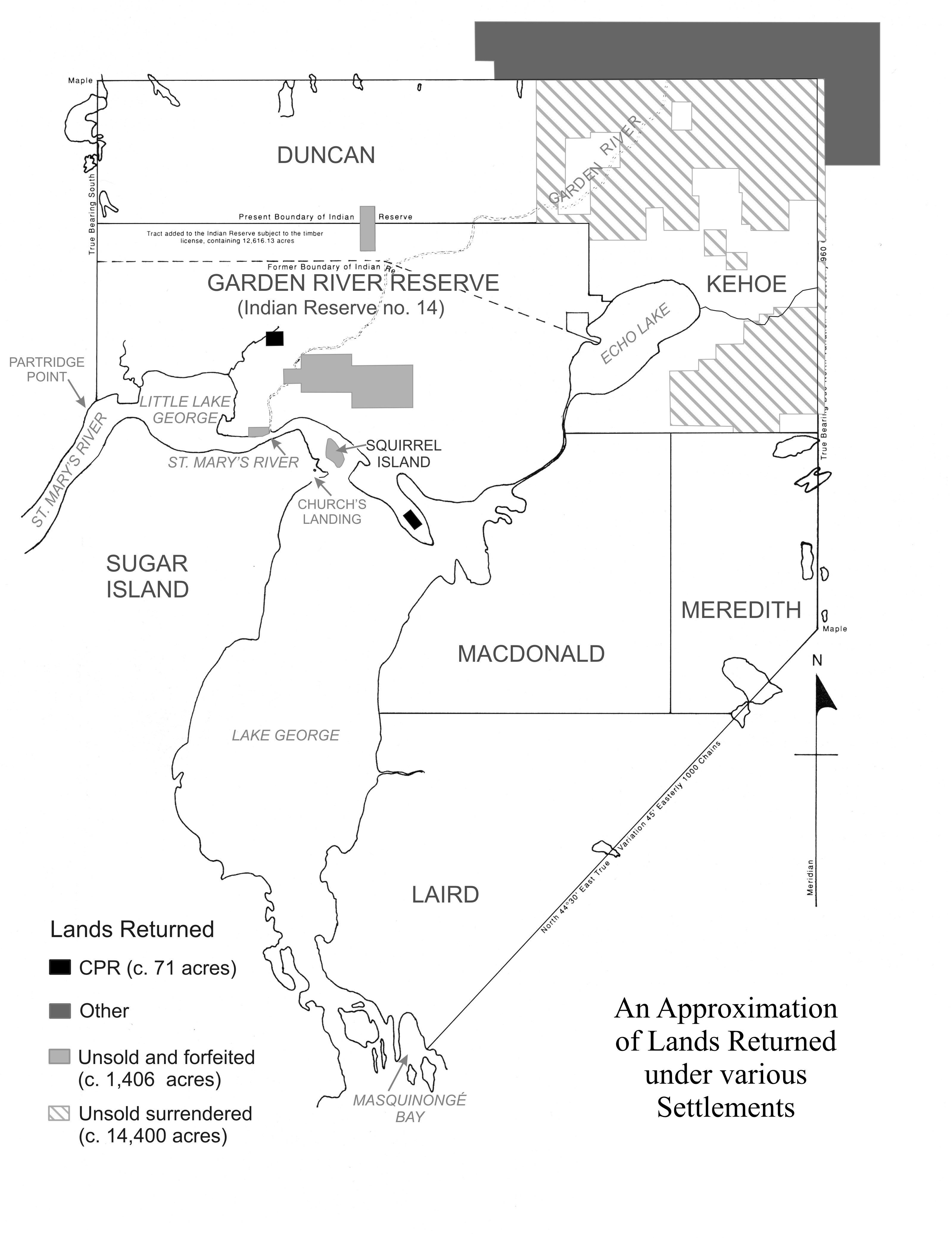Traités Robinson de 1850