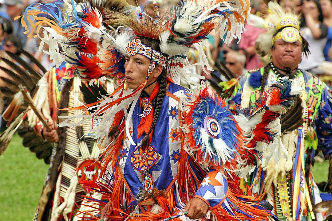 Le pow-wow des Six Nations de la rivière Grand
