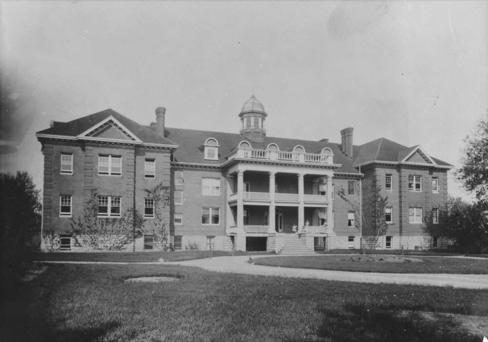 Le pensionnat indien Mohawk Institute