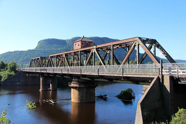 James Street Swing Bridge