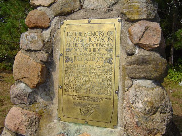 tom-thomson-memorial-cairn
