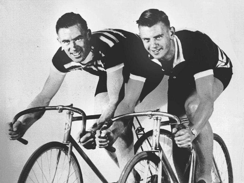 Torchy and Doug Peden