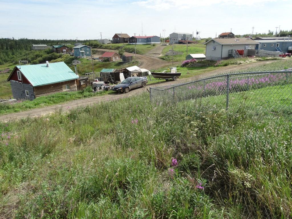 Tsiigehtchic, Northwest Territories