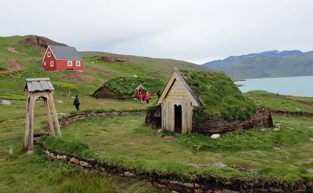 Brattahlid (Qassiarsuk), Greenland