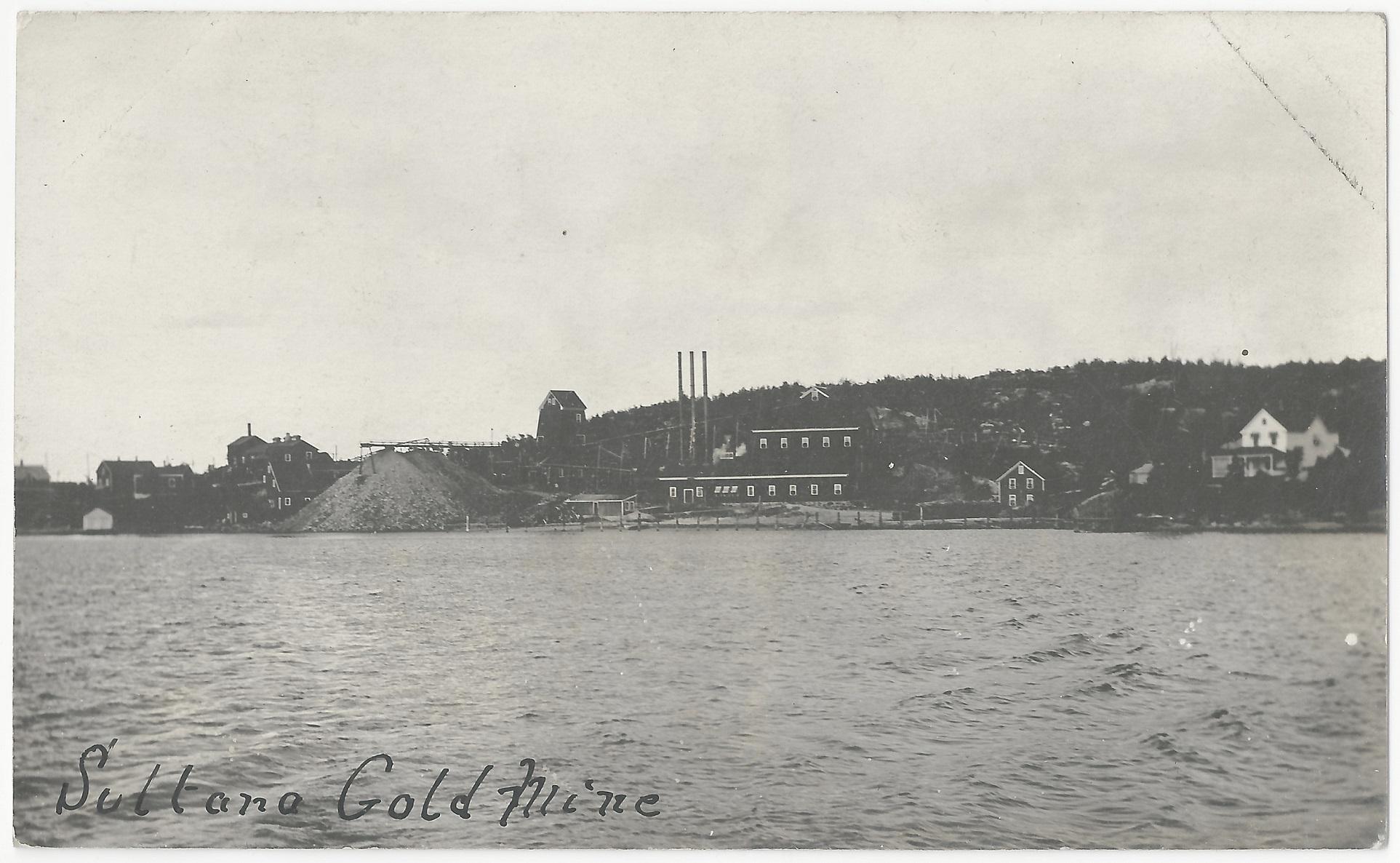 Sultana Gold Mine