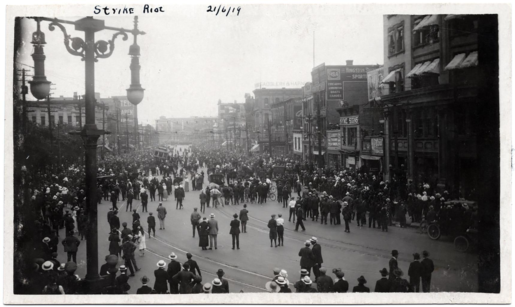 Grève générale de Winnipeg