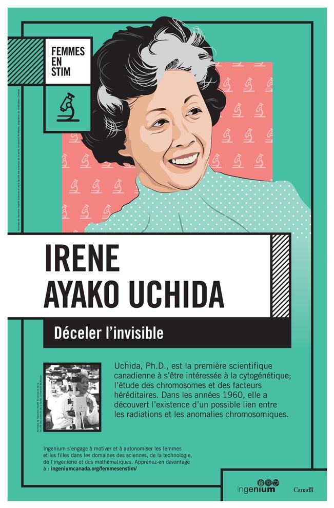 Irene Ayako Uchida : Déceler l'invisible