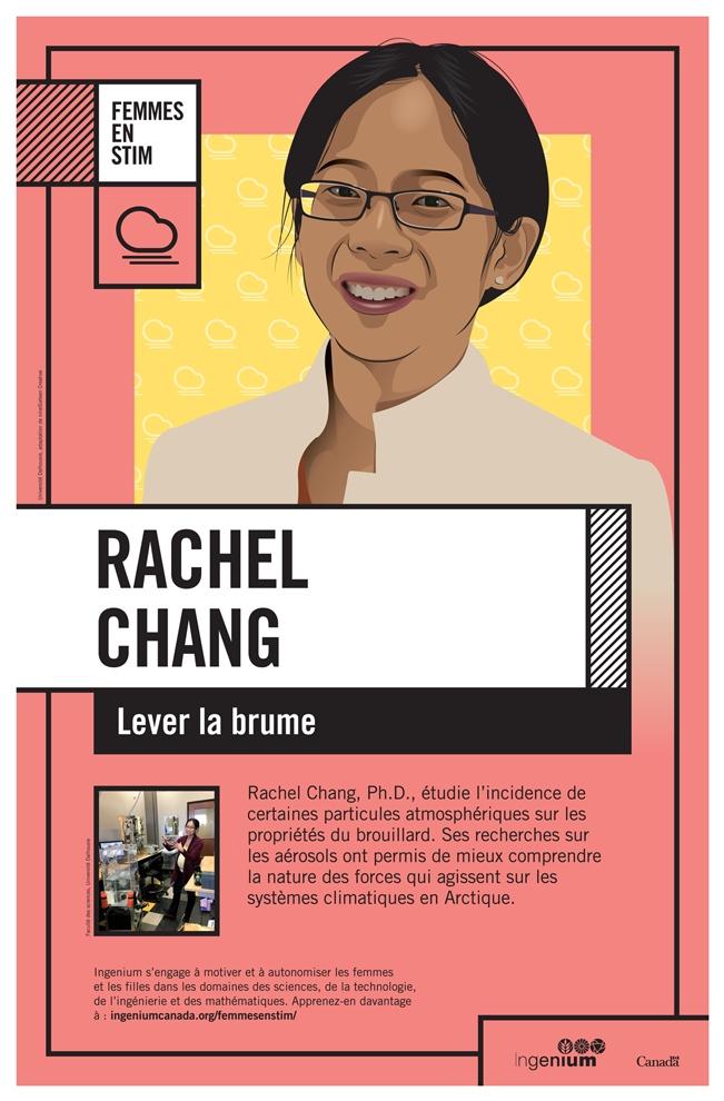 Rachel Chang : Lever la brume