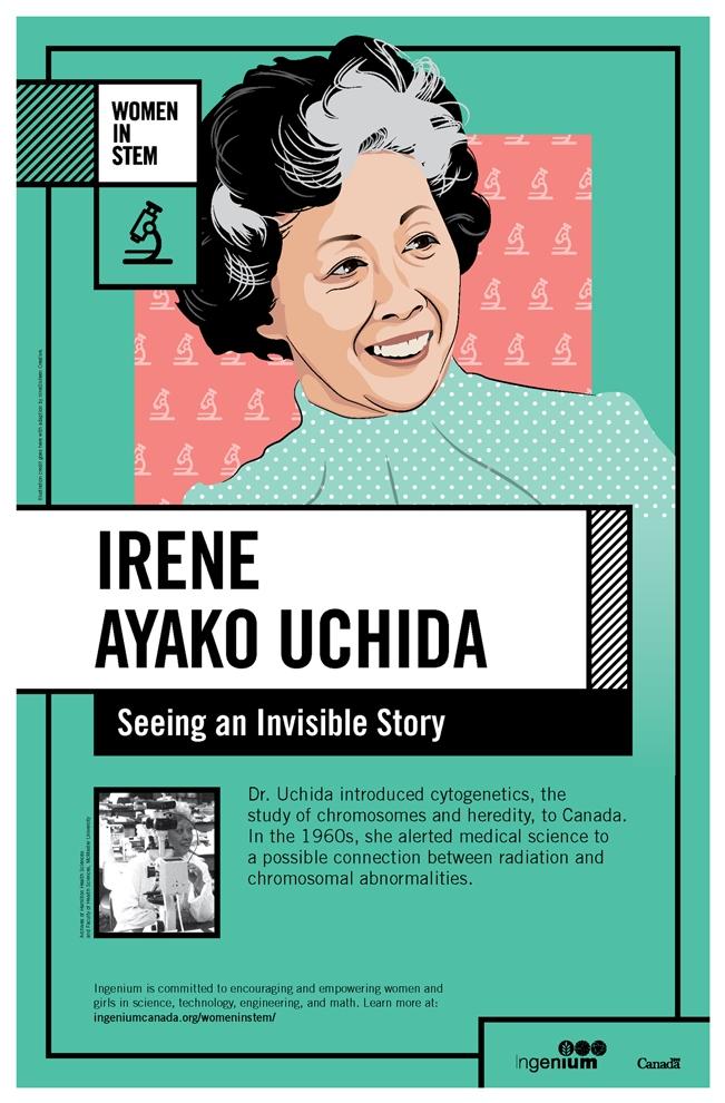 Irene Ayako Uchida: Seeing an Invisible Story