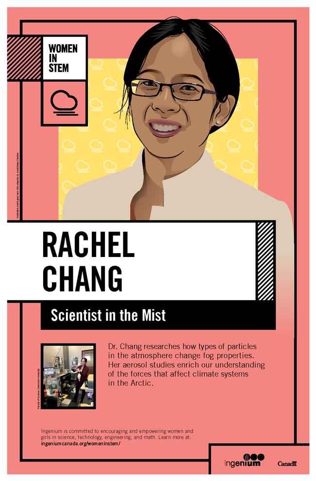 Rachel Chang: Scientist in the Mist