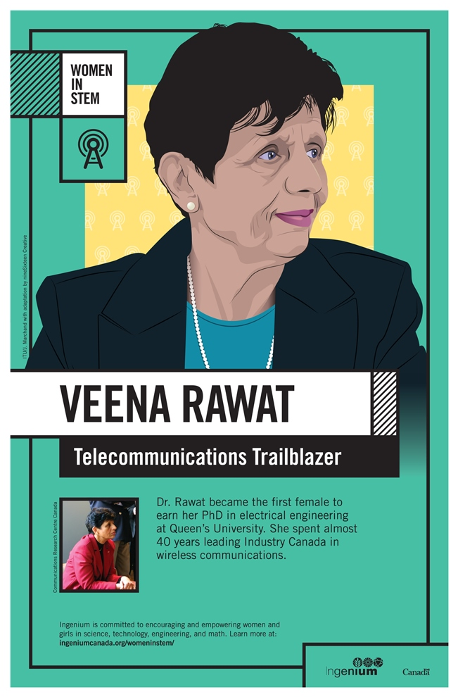 Veena Rawat: Telecommunications Trailblazer