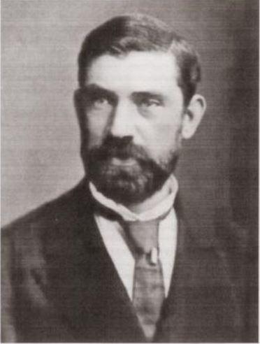 Portrait photographique de Henry Woodward