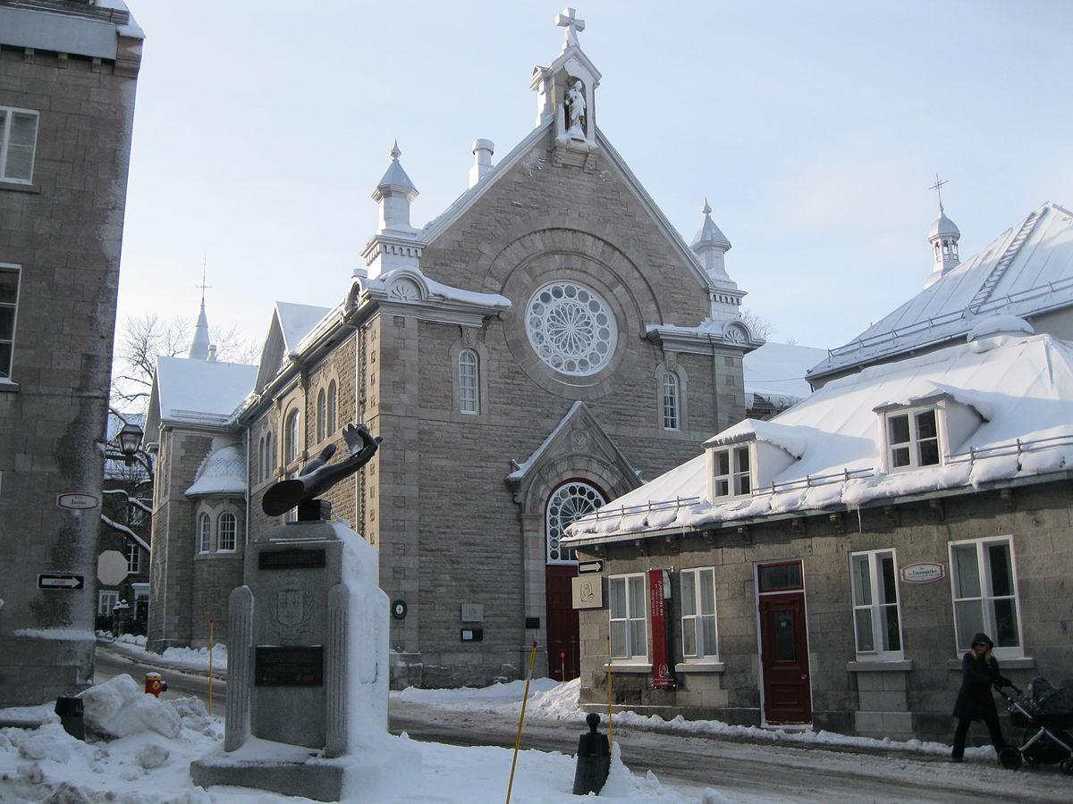 Chapelle et musée des Ursulines de Québec