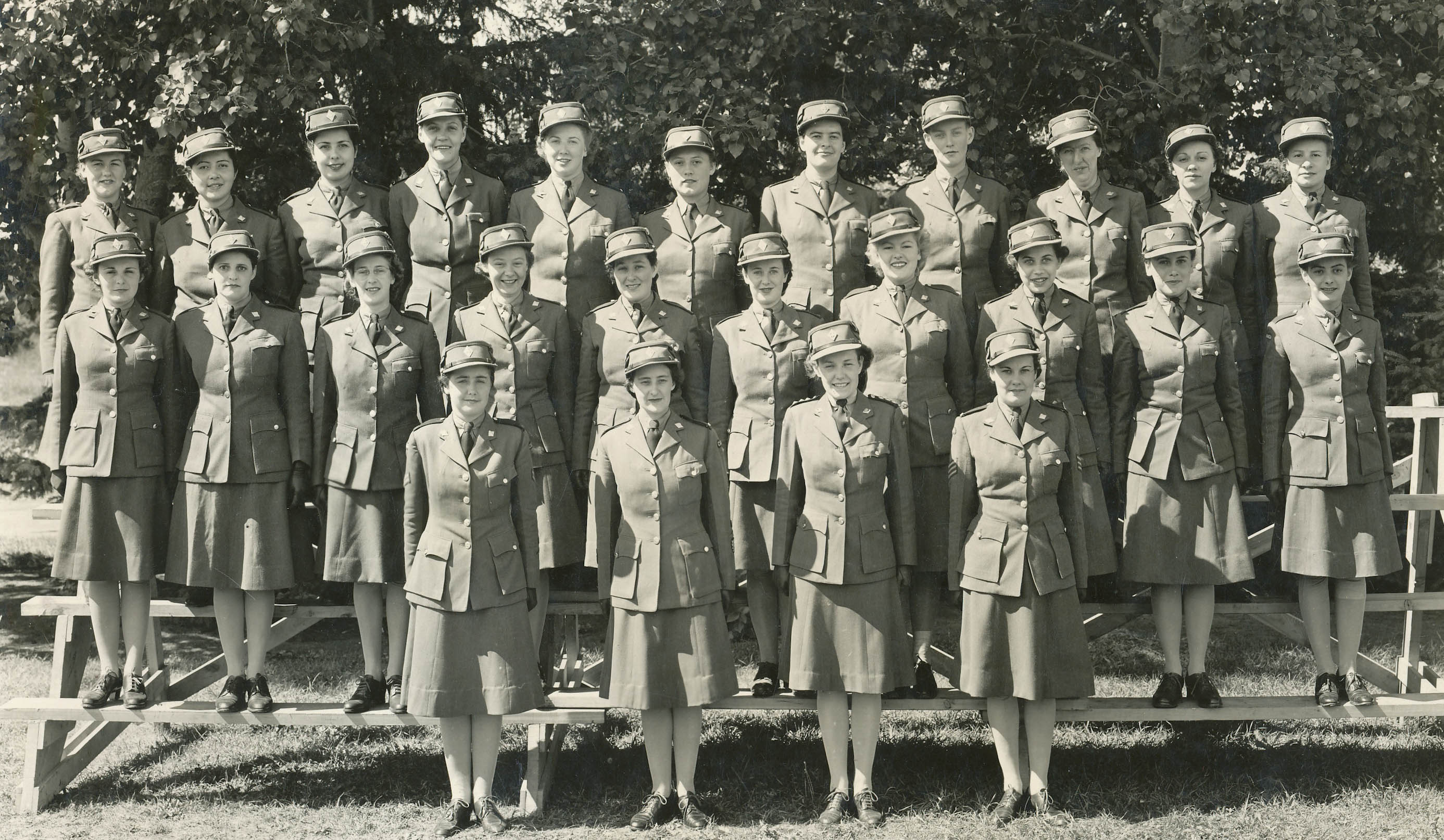 Women in the Canadian Military